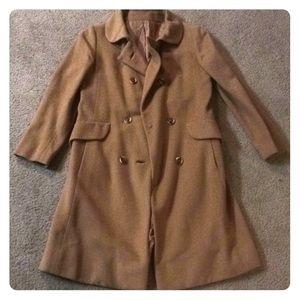 Vintage very warm long jacket